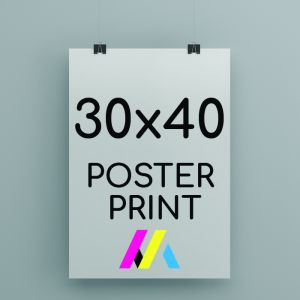 30x40inch Poster Printing