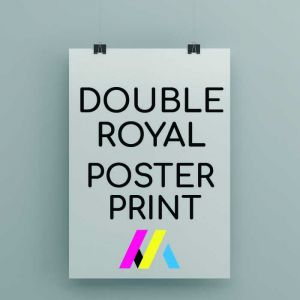 Double Royal Poster Printing