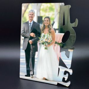 Fathers Day Love Photo Panel