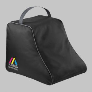 Personalised Hiking Boot Bag