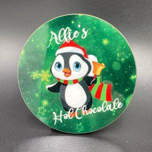 Christmas Round Coaster