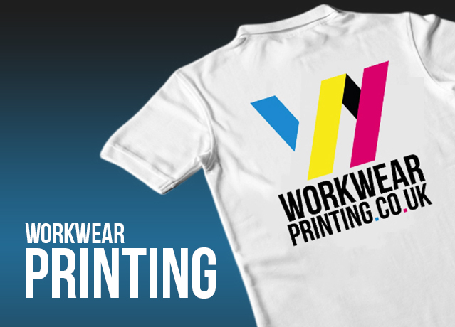 T Shirt and Workwear Printing